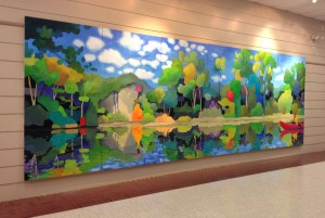 Giant Painting… Perfect Print