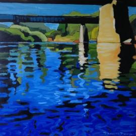 Bridges on the Harpeth